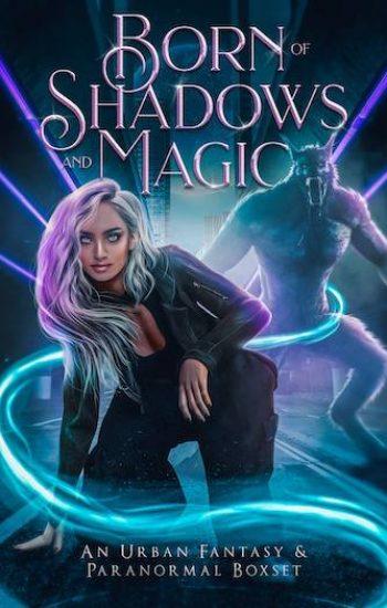 Born of Shadows and Magic Fatima Fayez Urban Fantasy Set 350px