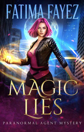 Paranormal-Agent-Mystery-Magic-Lies-Prequel-Fatima-Fayez-Urban-Fantasy-Book-web-350